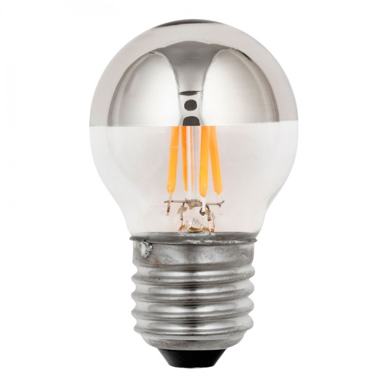 E27 LED kogellamp 3,5W Flame dimbaar