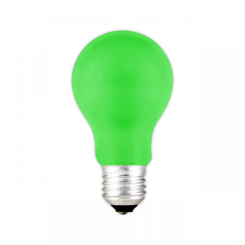E27 LED Party gloeilamp 0,6W Groen