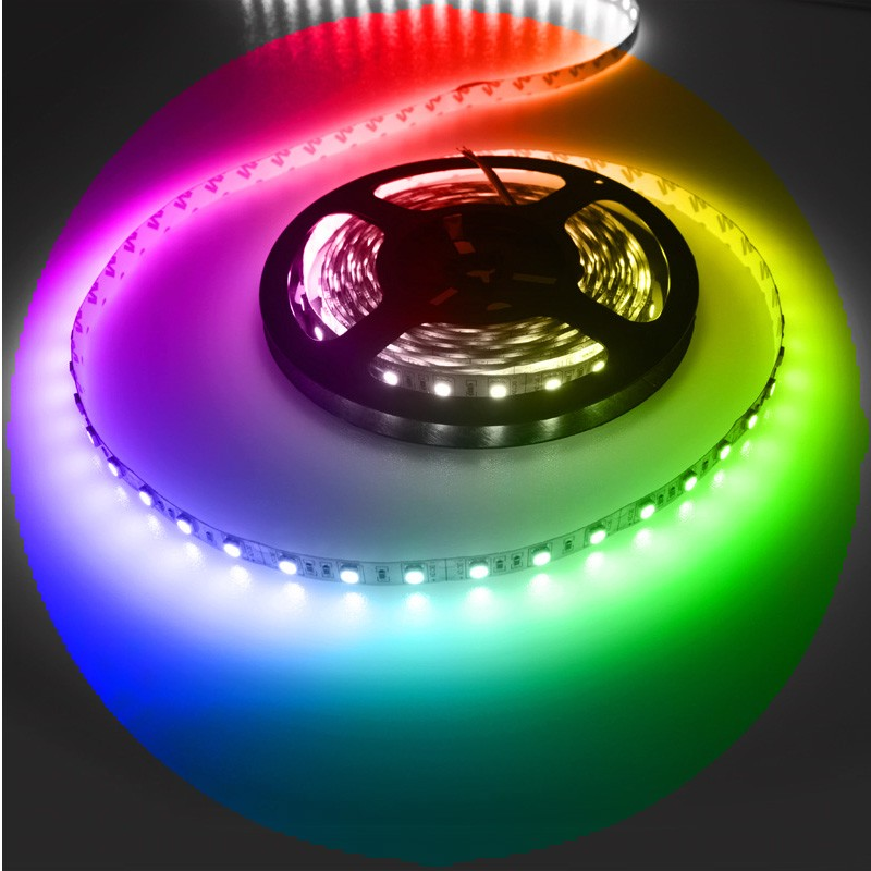 ip20 led strip 12v 2m 120 x 5050 rgb. Black Bedroom Furniture Sets. Home Design Ideas