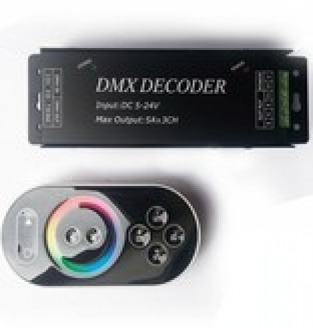 LED Outdoor DMX Controller